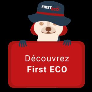 Découvrez First ECO et mascotte First ECO