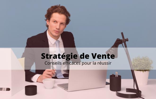 stratégie de vente - responsable commercial réfléchit à son plan d'action