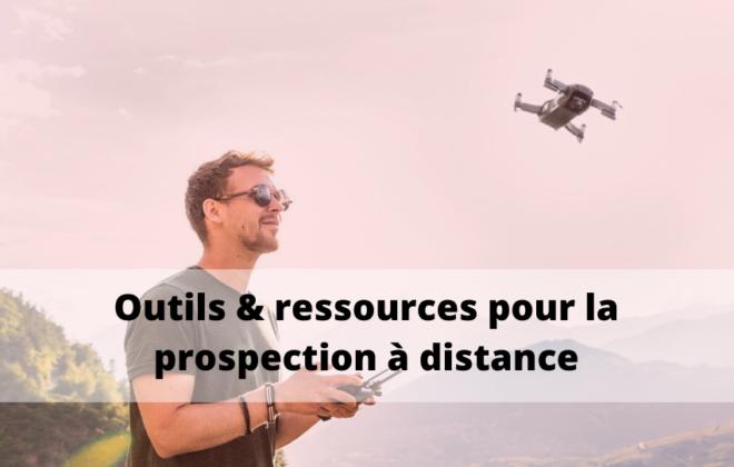 ressources pour la prospection à distance