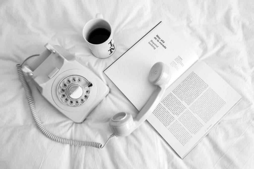 prenez le temps pour votre prospection téléphonique